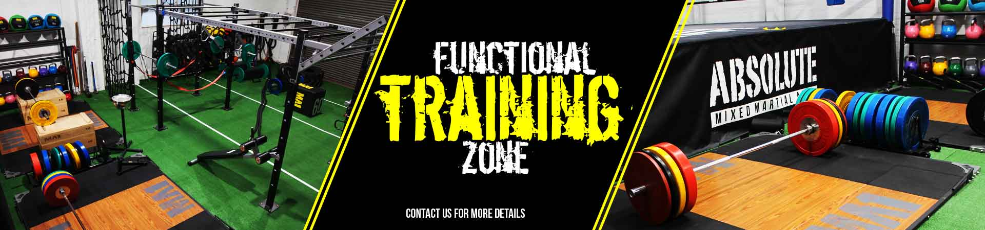 MA1 Functional Training Zone