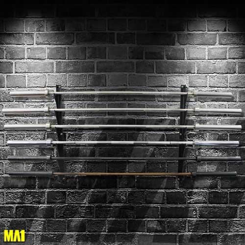 MA1 Barbell Gun Rack