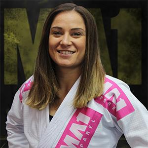 Livia Gluchowska | Brazilian Jiu Jitsu | Absolute MMA | MA1 | Athlete