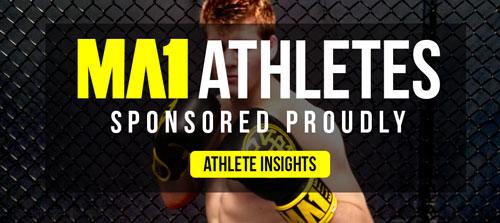 MA1 Athlete Banner