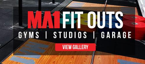 MA1 Gym Fitouts