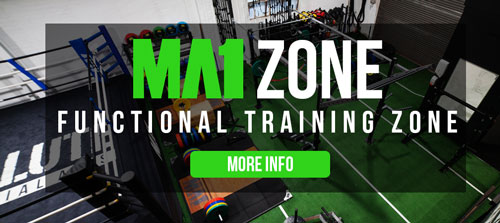 MA1 Functional Training Zone - Inspire your set up