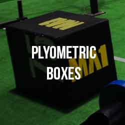 MA1 Foam Plyometric Box