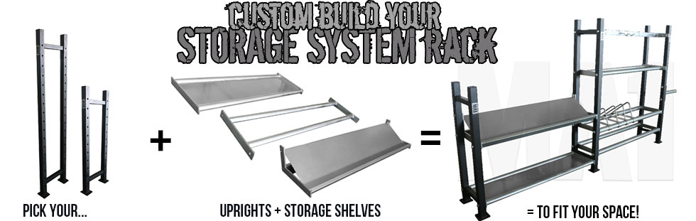 MA1 Storage System Rack
