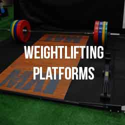 MA1 Olympic Weightlifting Platform