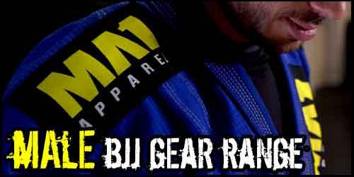 MA1 Male BJJ Gear