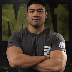 Martin Nguyen | Powerlifter | Cranbourne Iron Strength Gym | MA1 | Athlete