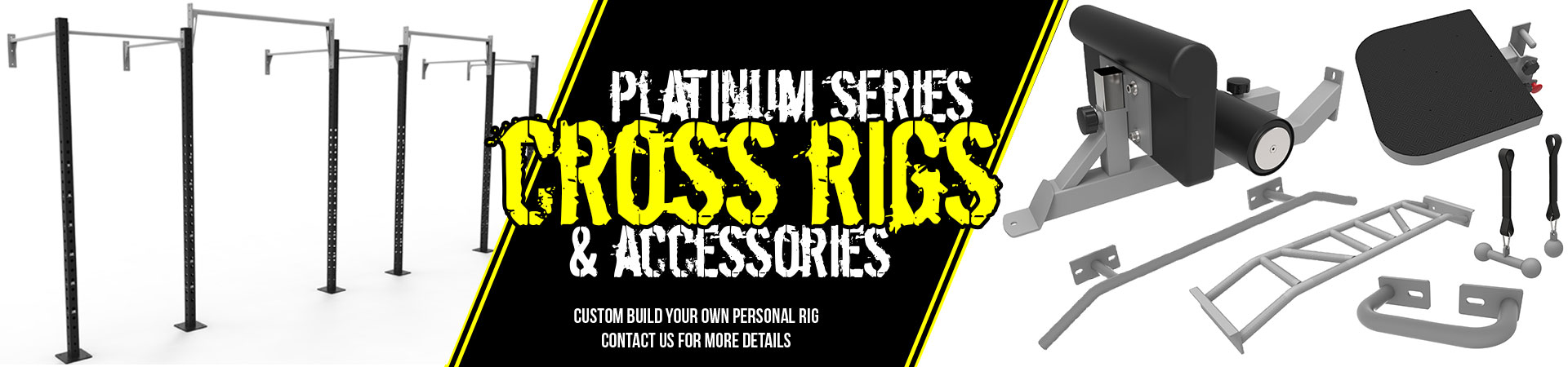 MA1 Platinum Series Cross Rig Range