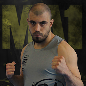 Raphael Berthet | The Zombie | MMA | Absolute MMA | MA1 | Athlete