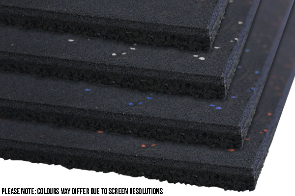MA1 15mm Rubber Gym Flooring