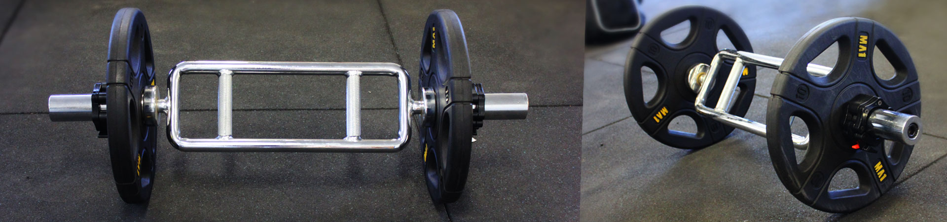 MA1 Olympic Tricep Barbell