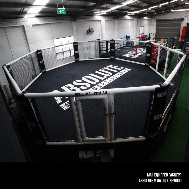 MA1 MMA Cage