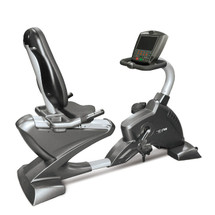 Commercial Recumbent Bike with TV
