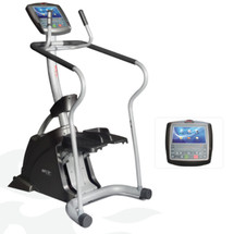 Commercial Stepper with TV