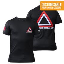 Macarthur Martial Arts  | MA1 Custom Clubwear Stay Dry Tee