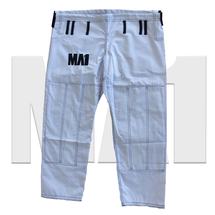 MA1 Premium Comp Kimono Pants - White, Blue & Grey - Pants