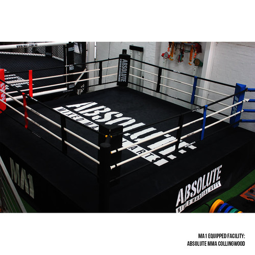 MA1 Boxing Ring - MA1 Equipped Facility Absolute MMA Collingwood