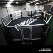 MA1 MMA Cage - MA1 Equipped Facility - Absolute MMA Collingwood