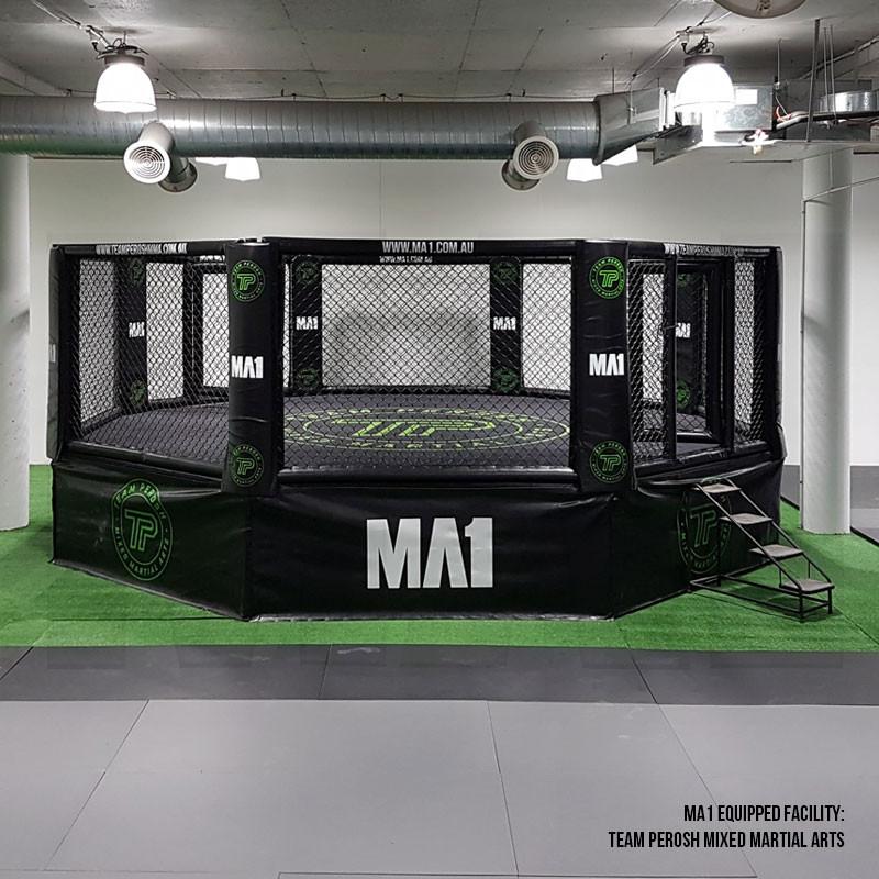 MA1 Custom MMA Cage - Perosh MMA