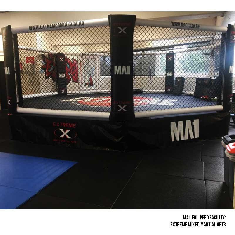 MA1 Custom MMA Cage - Extreme MMA