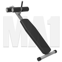 MA1 Platinum Rig Attachment - Ab Bench