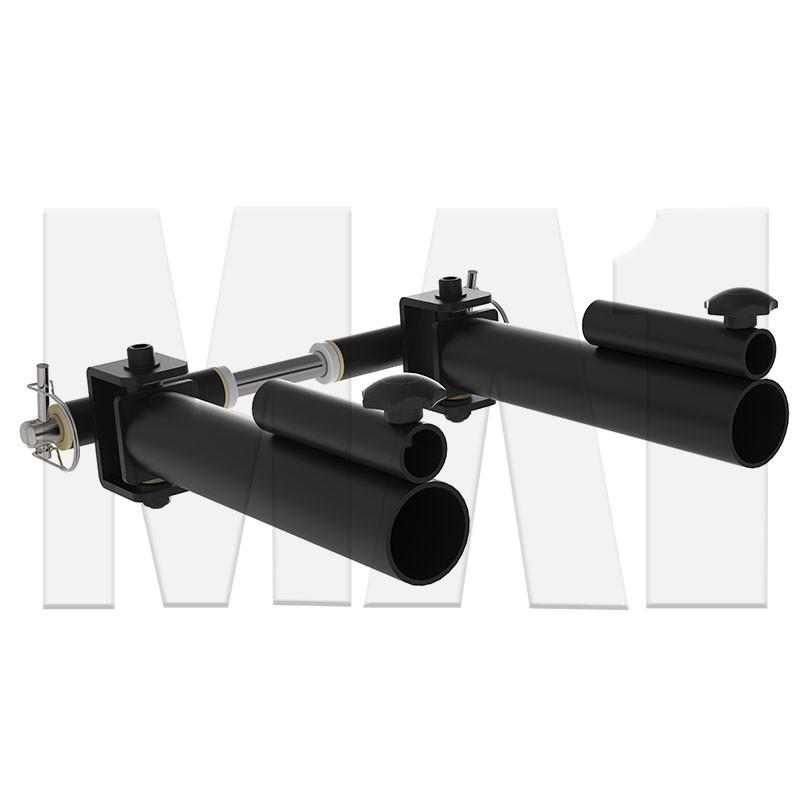 Dual Extreme Core Trainer - MA1 Platinum Rig Series attachment