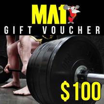 MA1 $100 Bonus Christmas Voucher