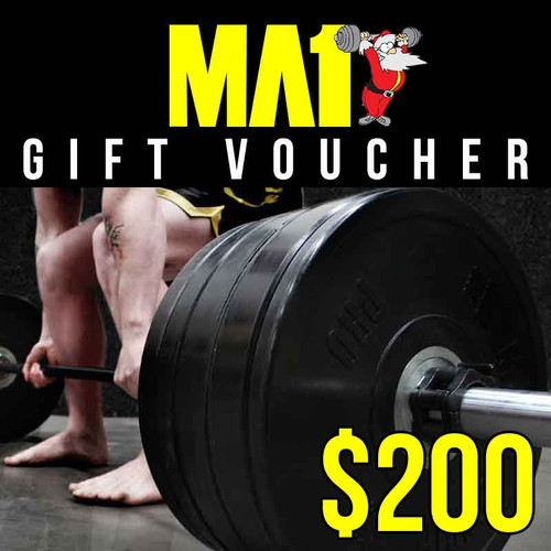 MA1 Gift Voucher $200