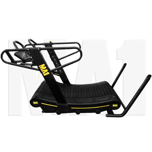 MA1 Curved Self Generated Treadmill with Digital Display