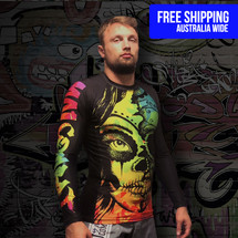 MA1 Long Sleeve Rashguard - Craig Jones - FREE SHIPPING