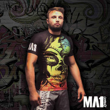 MA1 Sponsored Athlete Craig Jones - Barefoot Yogi Rashguard