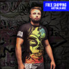 MA1 Short Sleeve Barefoot Yogi Rash Guard - FREE SHIPPING