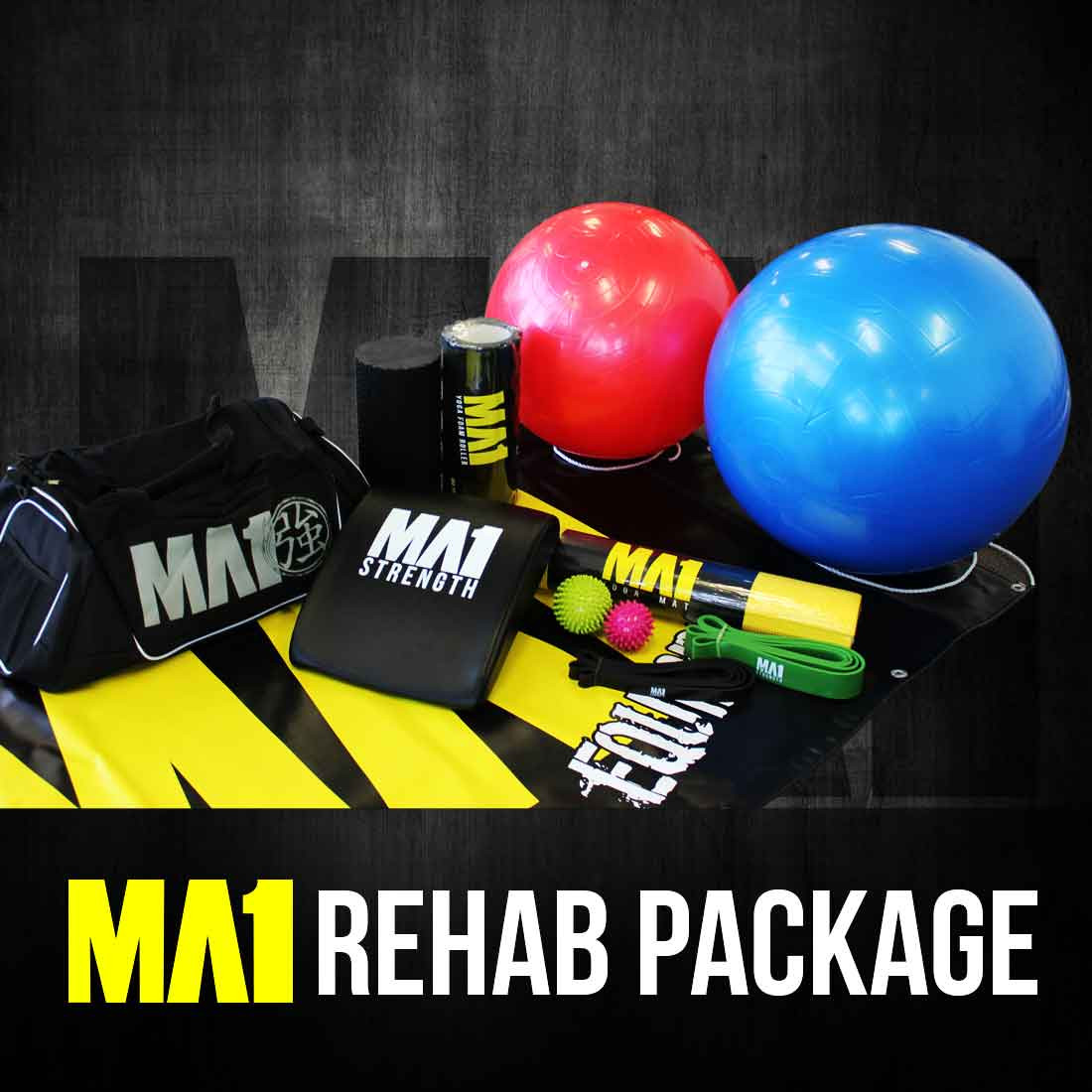 MA1 Rehab Package