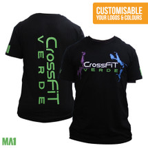 Crossfit Verde | MA1 Custom Cotton Club Tee
