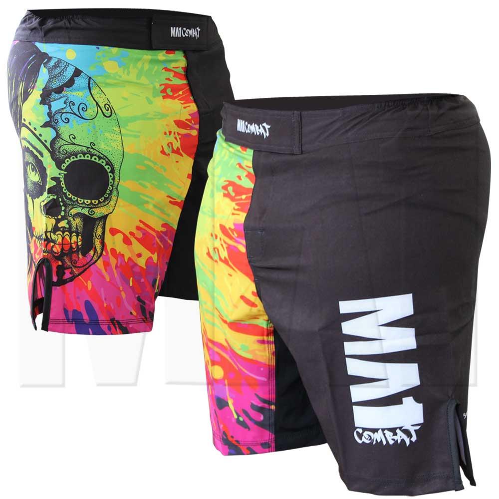 MA1 Barefoot Yogi MMA Shorts
