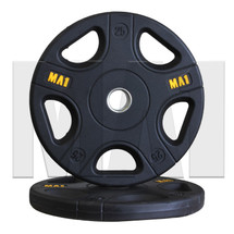 MA1 Pro Olympic Rubber Coated Weight Plate 25kg (Pair)