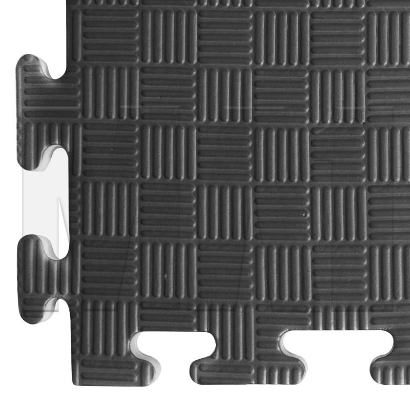 MA1 Jigsaw Mats - Black and Grey