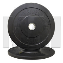 5kg Coloured Rubber Bumper Plate - Pair