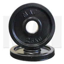 MA1 Olympic Cast Iron Plate 2.5kg (pair)