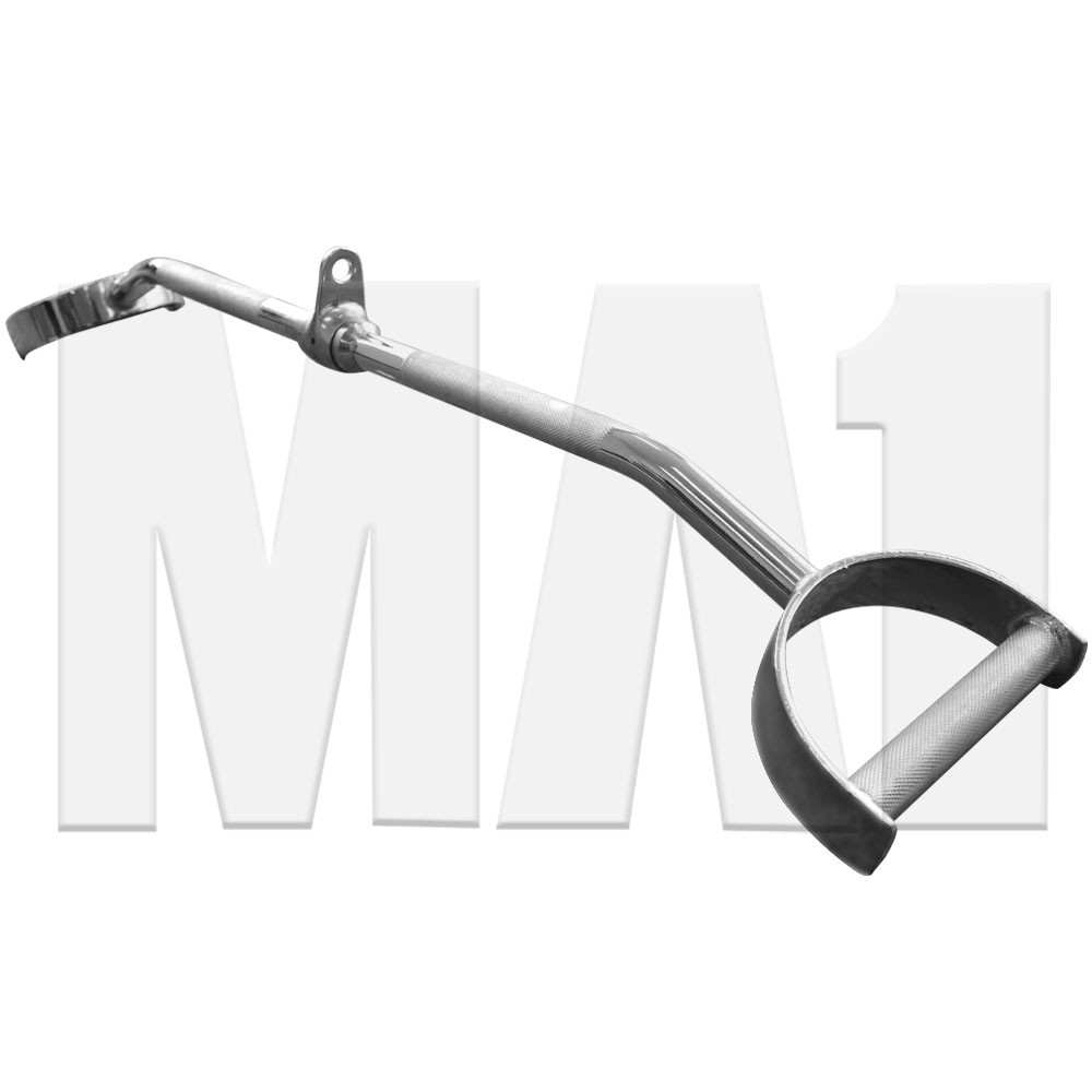 MA1 38 Inch Lat Bar Attachment With D Handles