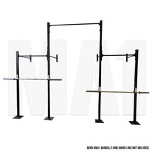 MA1 Strength Wall Mounted Cross Rig - 3 Cell