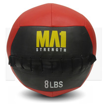 8lb Crossfit Wall Ball - Red
