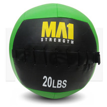 20lb Crossfit Wall Ball - Green