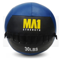 30lb Crossfit Wall Ball - Blue
