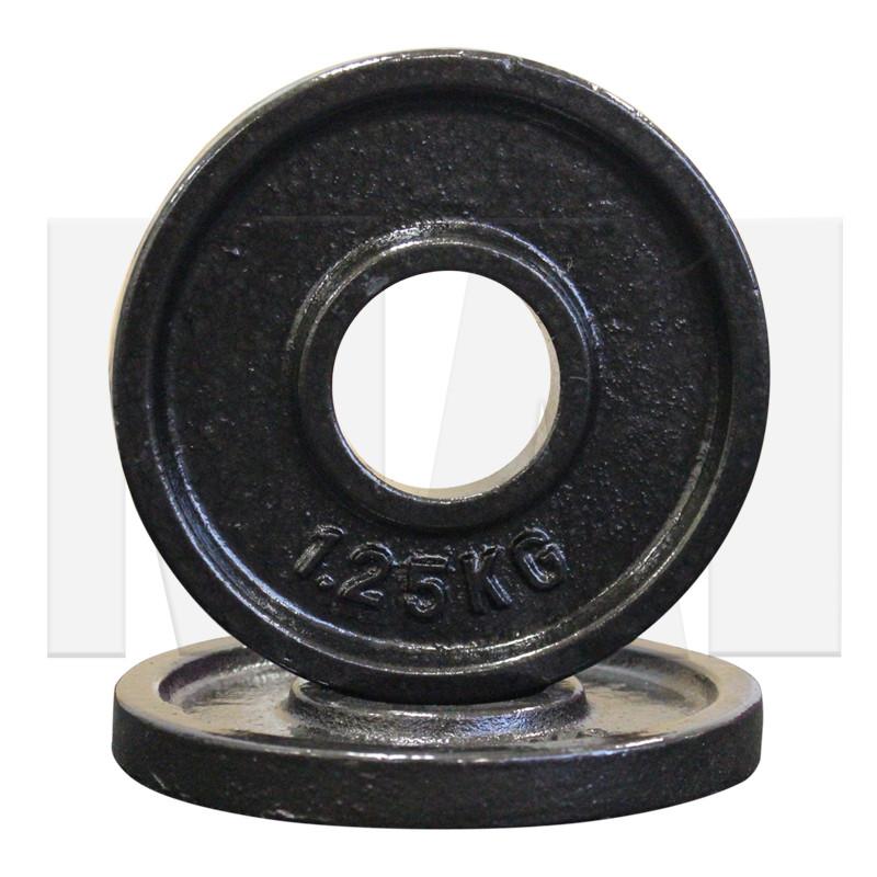 MA1 Olympic Cast Iron Plate 1.25kg