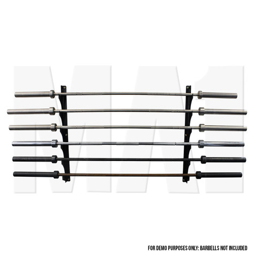 Wall Mounted Barbell Gun Rack