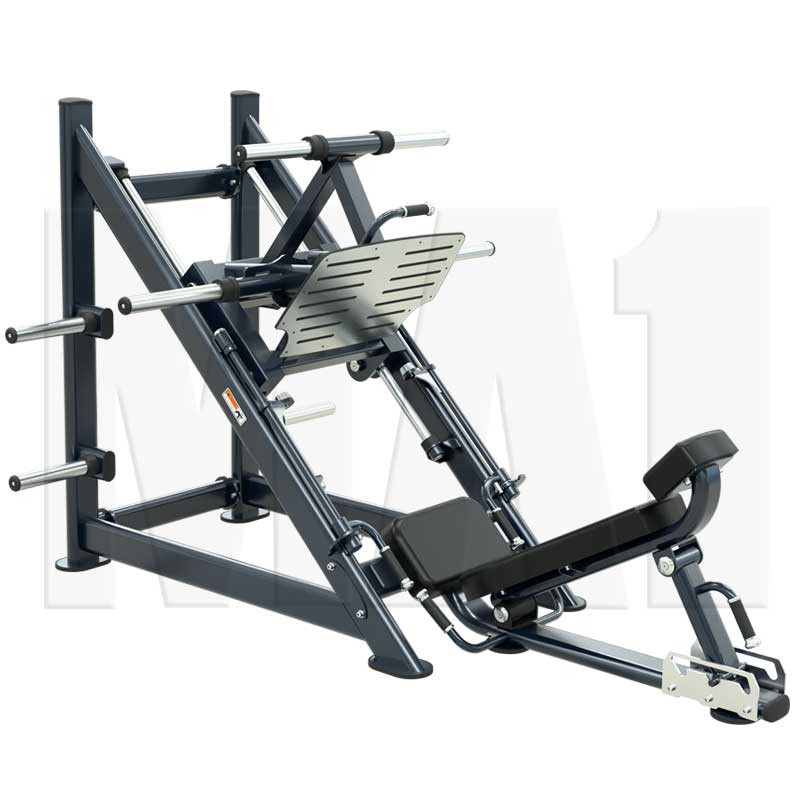 MA-E45LP - 45 Degree Leg Press - Computer Generated Image