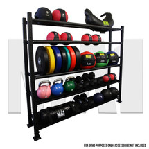 MA1 Functional Strength Storage System - Loaded