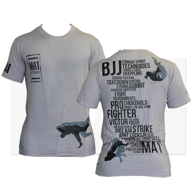 MA1 Bamboo BJJ T-Shirt