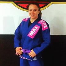 MA1 Female Pro Kimono - Blue